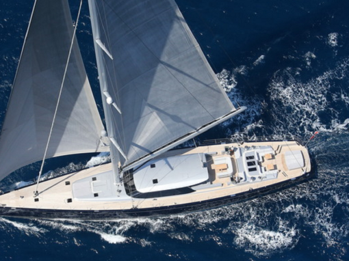 43m Performance Sloop – Blue Papillon