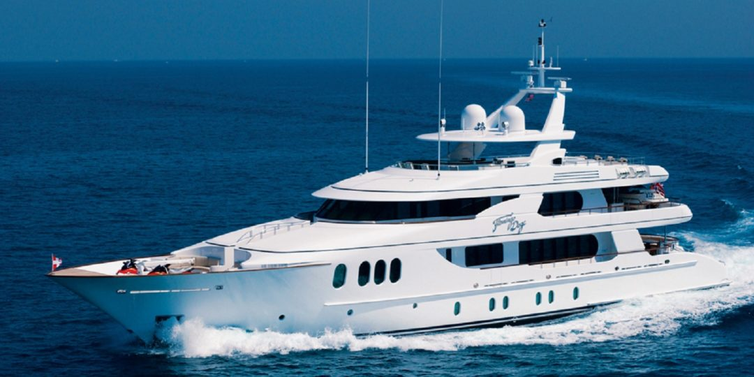46m Motor Yacht – Flaming Daze