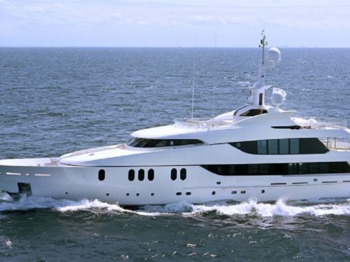 48m Motor Yacht – Flying Eagle